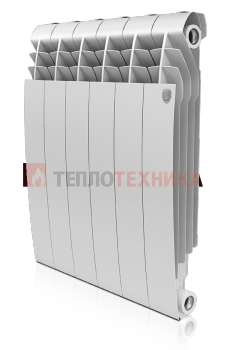 Радиатор Royal Thermo BiLiner 500/87/10 секций
