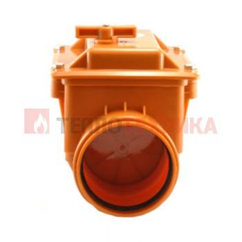 Обратный клапан канализации 50 мм Sinikon 8(800) 100 22 40 бесплатная горячая линия. Звоните!
