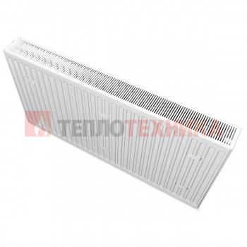 Стальной панельный радиатор МАКТЕРМ - Лемакс С22/500/700 изометрия