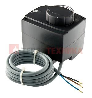 Сервомотор радиальный для смесительного клапана, аналоговый 24В VT.M106.R.024