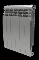 Радиатор Royal Thermo BiLiner 500/87/12 секций серебристый