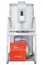 Котел напольный дизельный Kiturami KSOG — 70R (81,4 кВт)