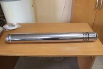 Коаксиальный дымоход DAEWOO DGB-80C  110/80  CO-AXIAL (европейский тип) (уценка)